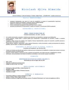 Azul Reluzente 231x300 - Exemplo De Currículo De Banco De Investimento Para Solicitar Mais Atenção À Sua Solicitação De Emprego